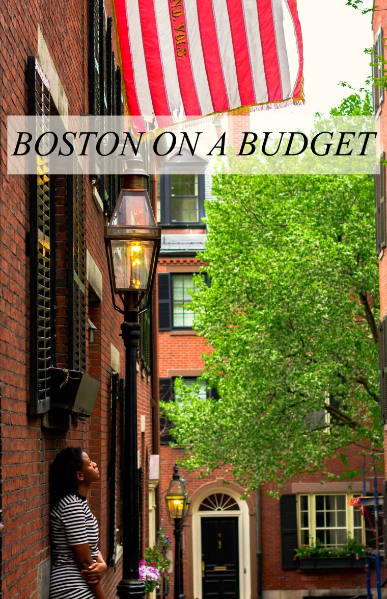 Boston On A Budget