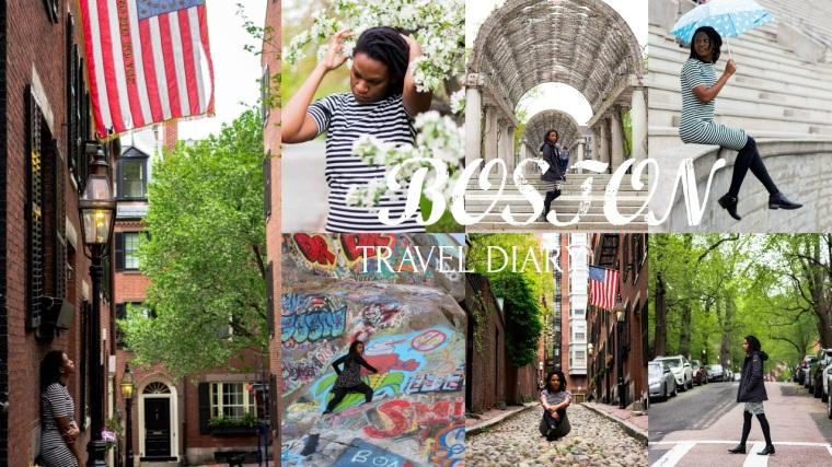 Boston Travel Diary
